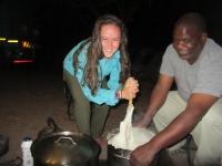 Cooking sudza