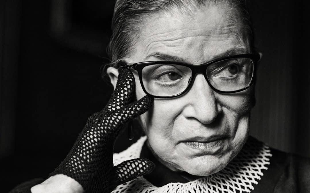 Honoring RBG: One Alumna's Reflections on Ruth Bader Ginsberg